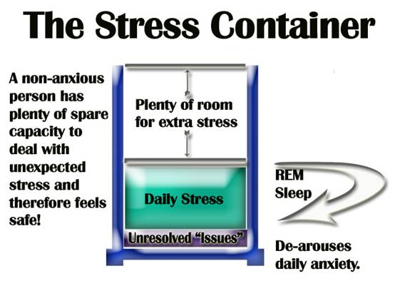 Stress Container Manageable
